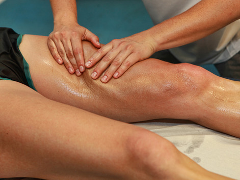 Are you an athlete and have never received a sports massage?
