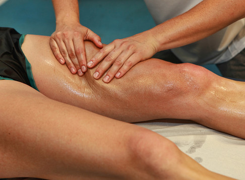 How post-exercise massage affects blood flow