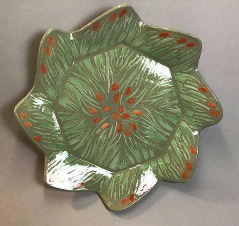 Reed Platter #1
