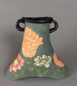 Peony Vase #3