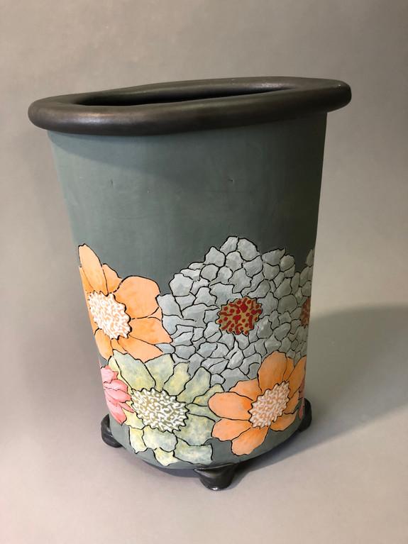 Peony Vase #1