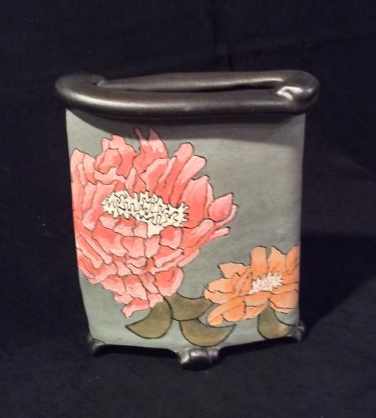 Peony Vase #2
