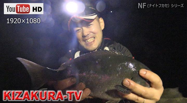 磯の夜釣り①ナイト・フカセ