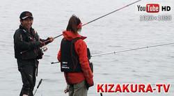 全層釣法・寒グレ考(釣り座にて)