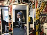 Interior Vinyl Wallapers (Vameer & Basquiat)