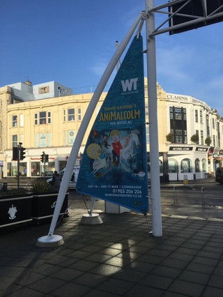 Worthing Theatres Sails
