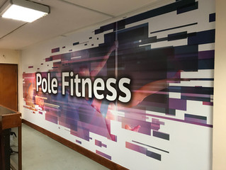 Pole Fitness Wallpaper