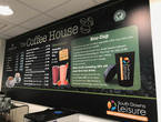 The Coffe House Signage at WLC