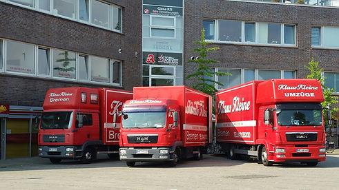 Firmenumzug Bremen