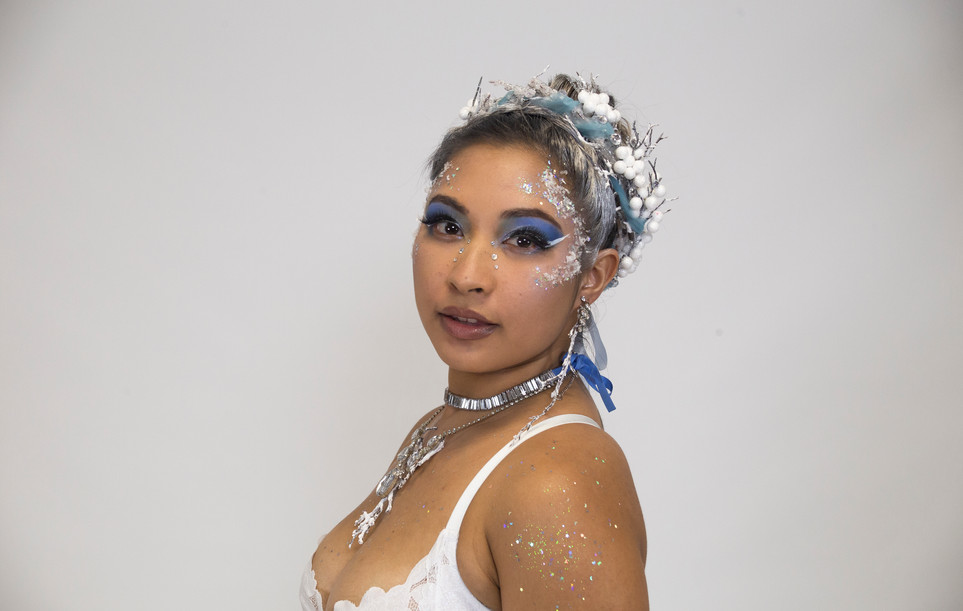 Winter Queen Crown and Accessories