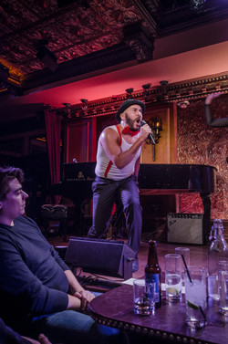 Guilty Pleasures Cabaret at 54 Below
