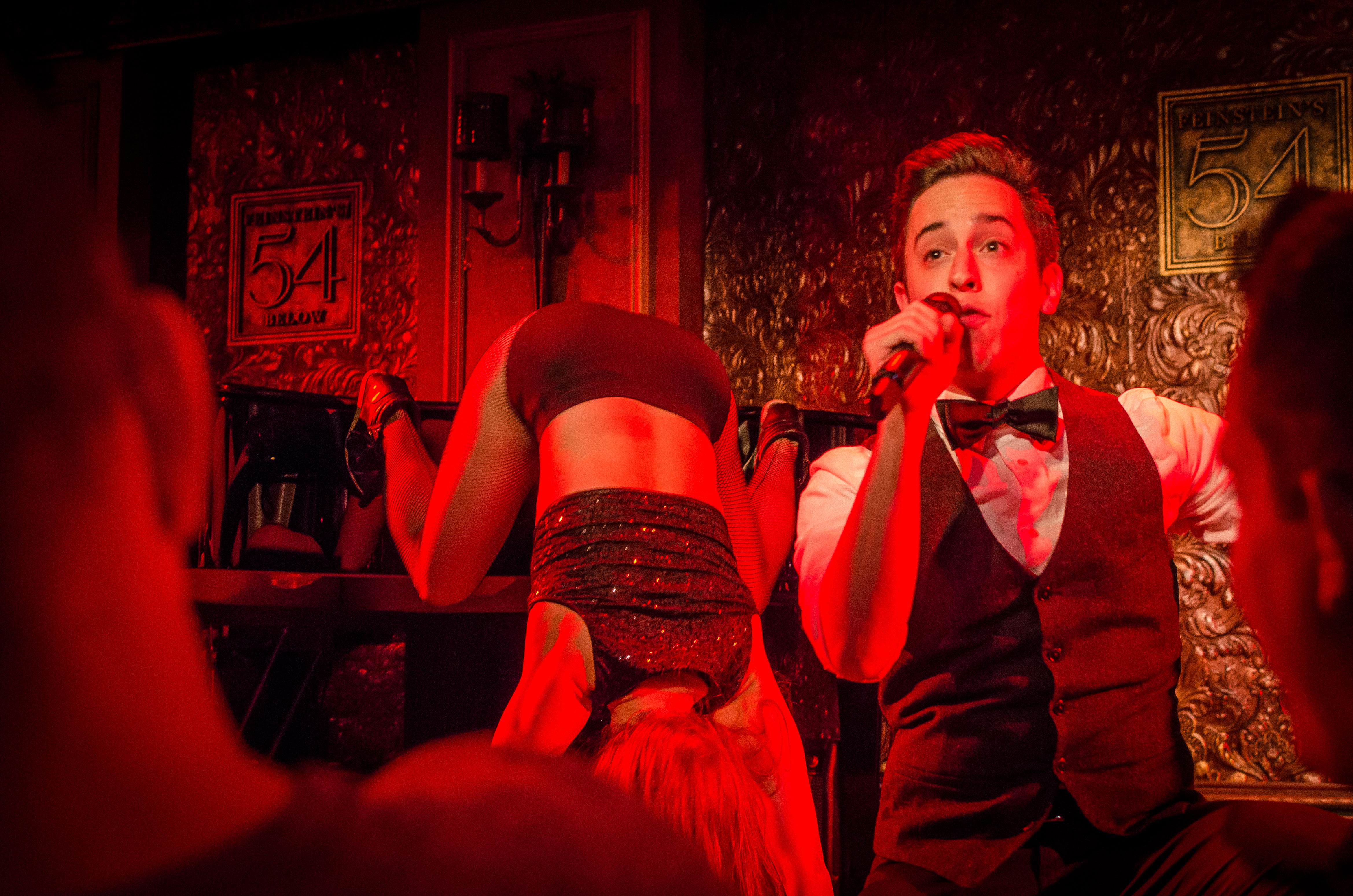 Guilty Pleasures Cabaret at 54 Below