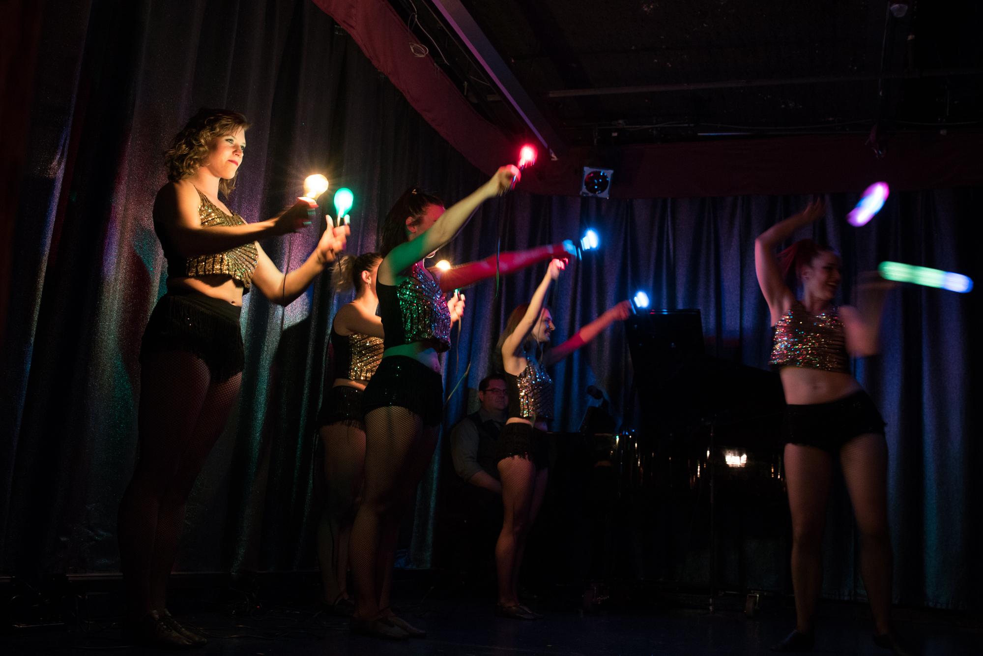 GPC Light Show