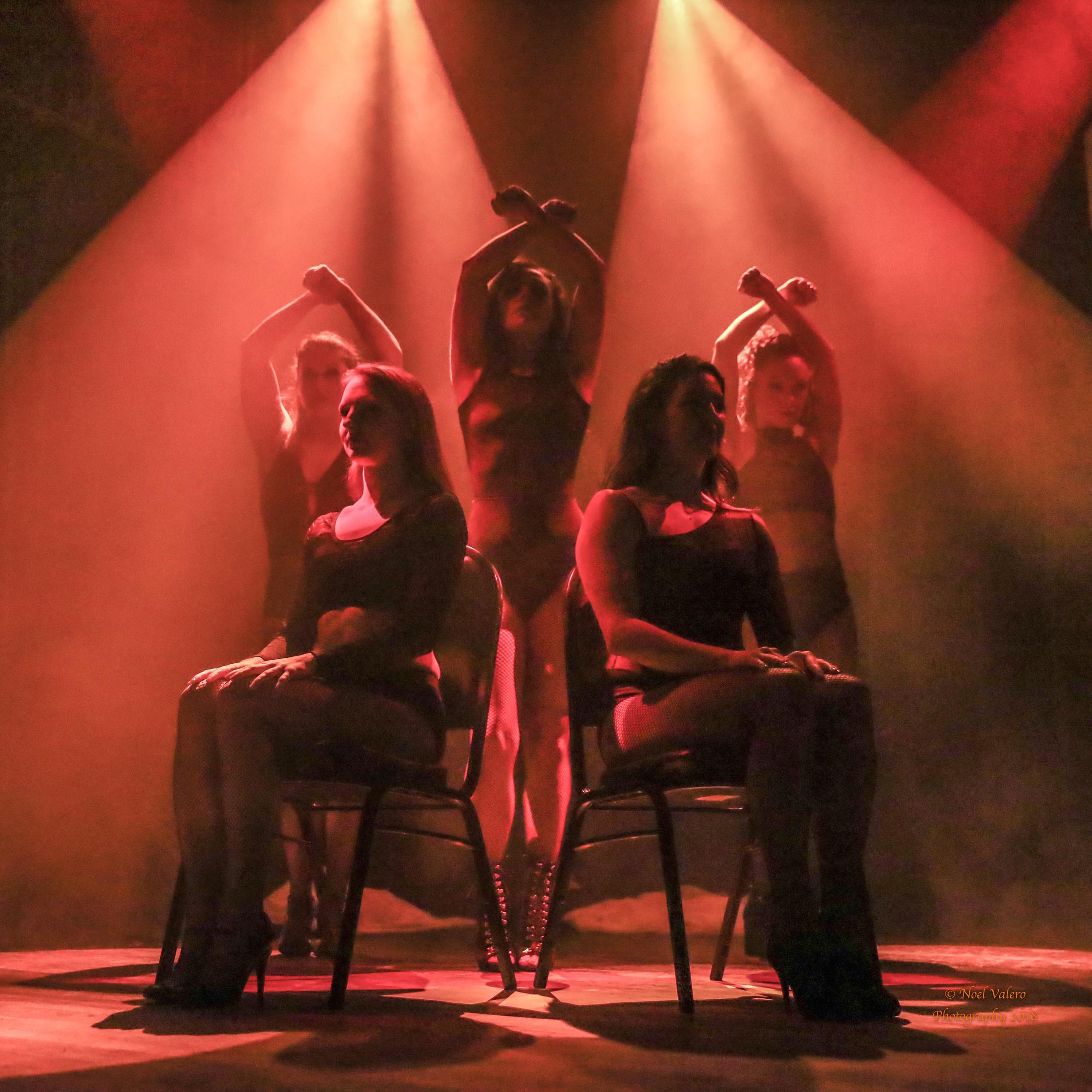 NYC's Guilty Pleasures Cabaret