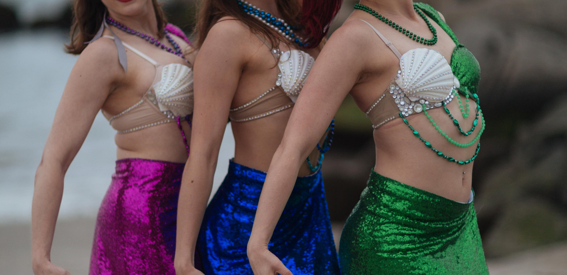 Mermaid Dancers
