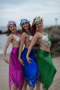 Mermaid Dancers