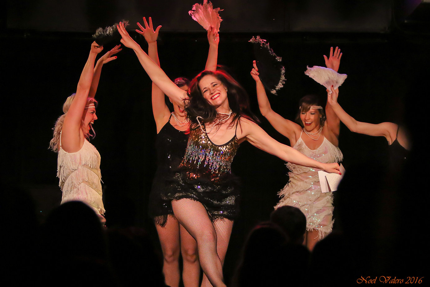 Book Guilty Pleasures Cabaret for your event!