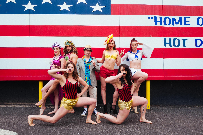 Coney Island Theme Cabaret