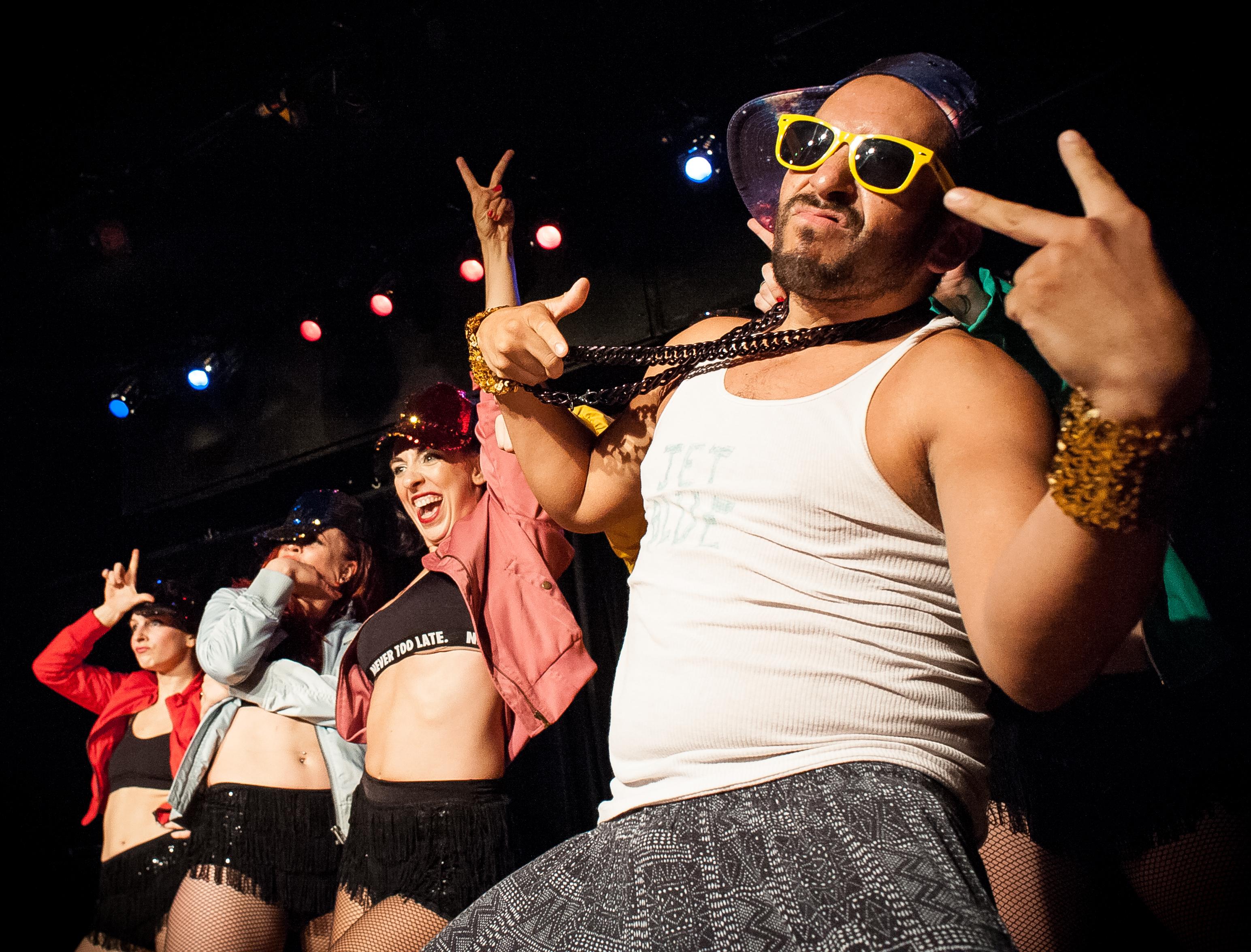 Guilty Pleasures Cabaret y2k Show