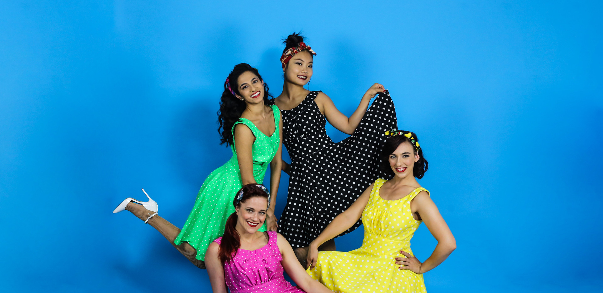 Swing Dance Dresses