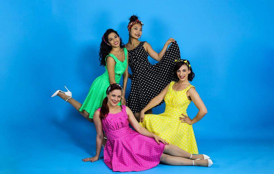 Swing Dance Dresses