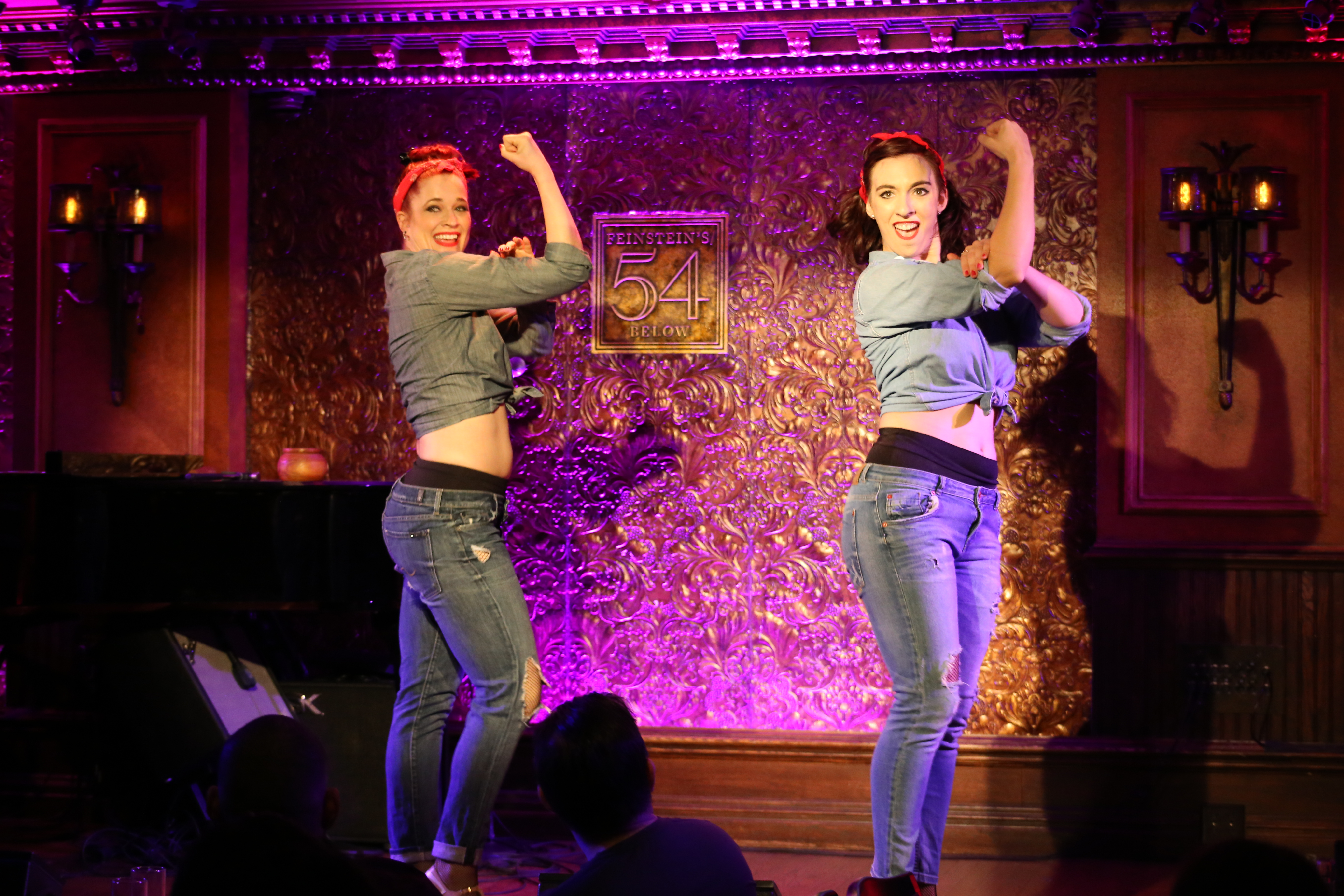 Rosie the Riveter Tap Dance