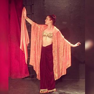 Mata Hari Burlesque
