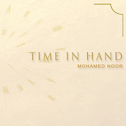 TIME IN HAND Physical CD - Instrumental Album