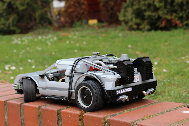 Delorean Rc Car For Sale