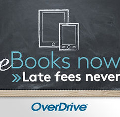 eBooks now, late fees never