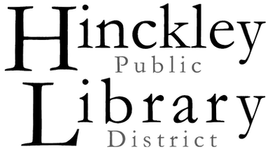 Hinckley Public Library District logo