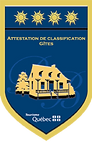 Certifié CITQ Gite 4 soleils
