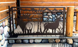 Elk Swing Gate