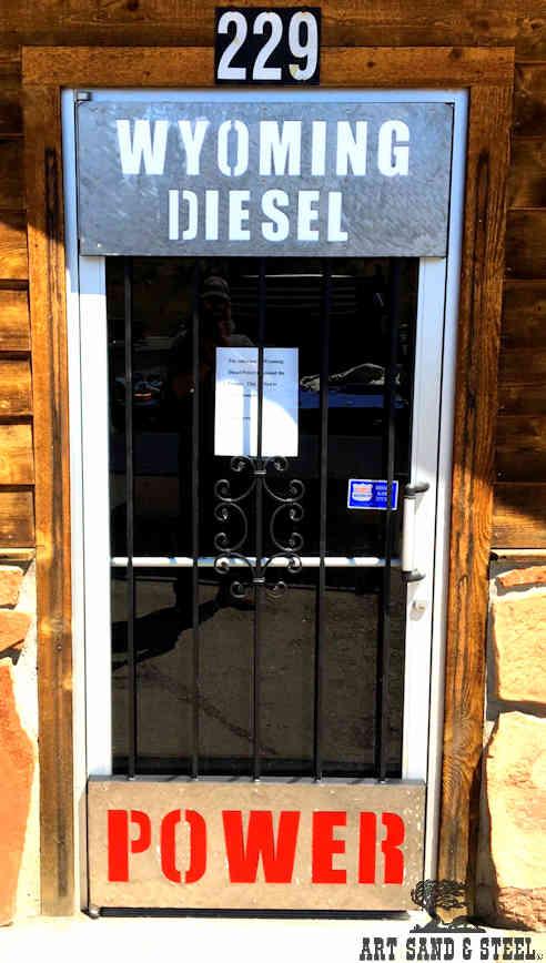 Wyoming Diesel Power