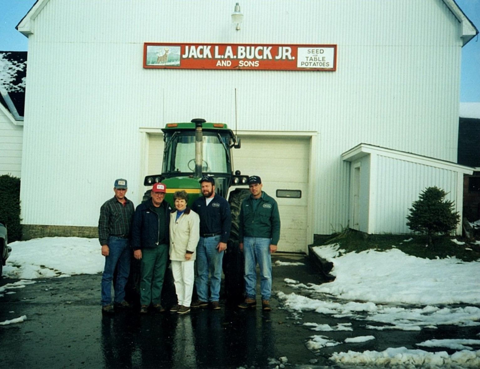 Jack L.A. Buck Jr. and Sons