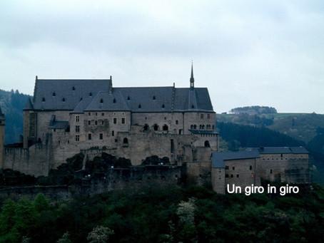 Lussemburgo e Vallonia