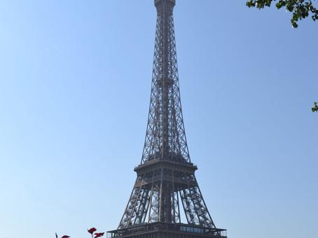 Parigi con la famiglia
