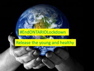 #EndOntarioLockdowns