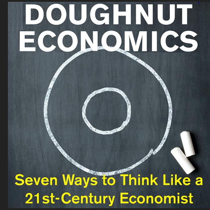 Doughnut Economics Kate Raworth