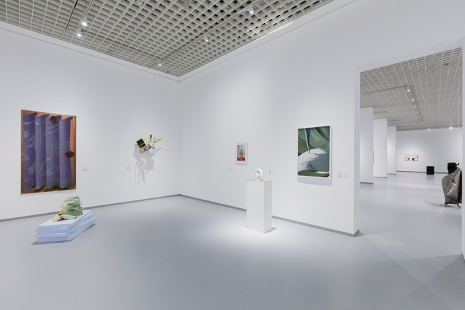 Installation view at Artissima 2020      Photo Courtesy © Perottino-Piva / Artissima 2020