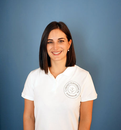Sarah CASTILLE, masseur-kinésithérapeute