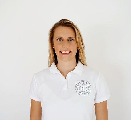 Sarah Collignon, Ostéopathe D.O.