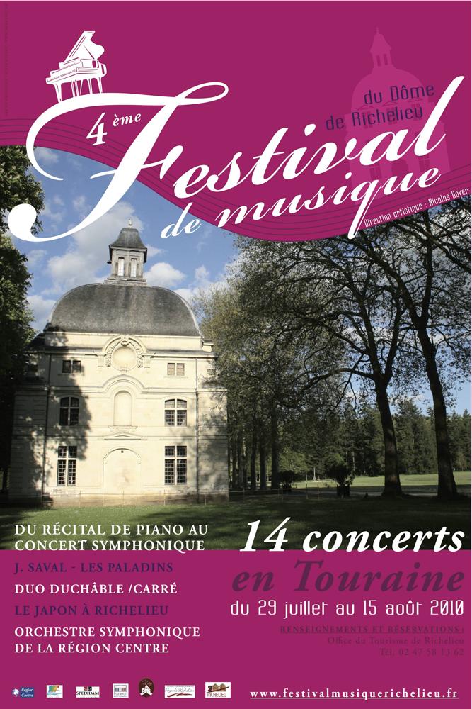 Festival de musique de Richelieu
