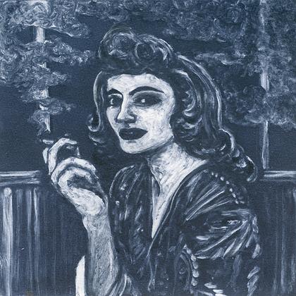 """Monotype """"Cigarette"""""""