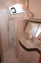 Salle de bain et wc arrière