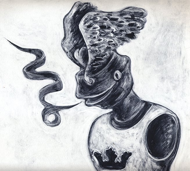 monotype-cœur d'amour#1