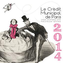 Vœux Crédit municipal