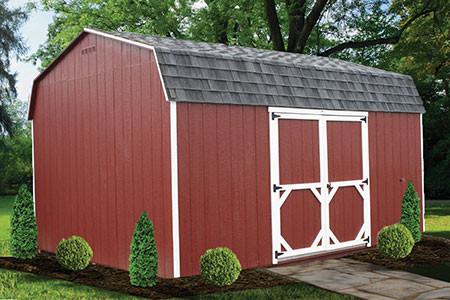 Carolina Dutch Barn 1