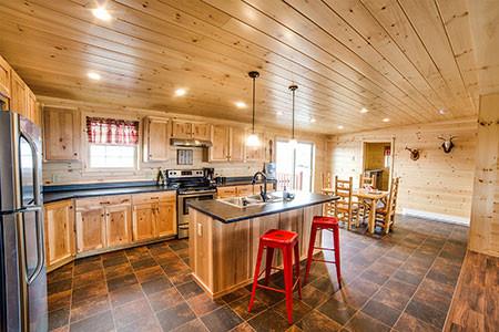 Riverwood Cabin Model 1-10