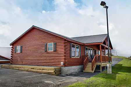 Riverwood Cabin Model 1-24